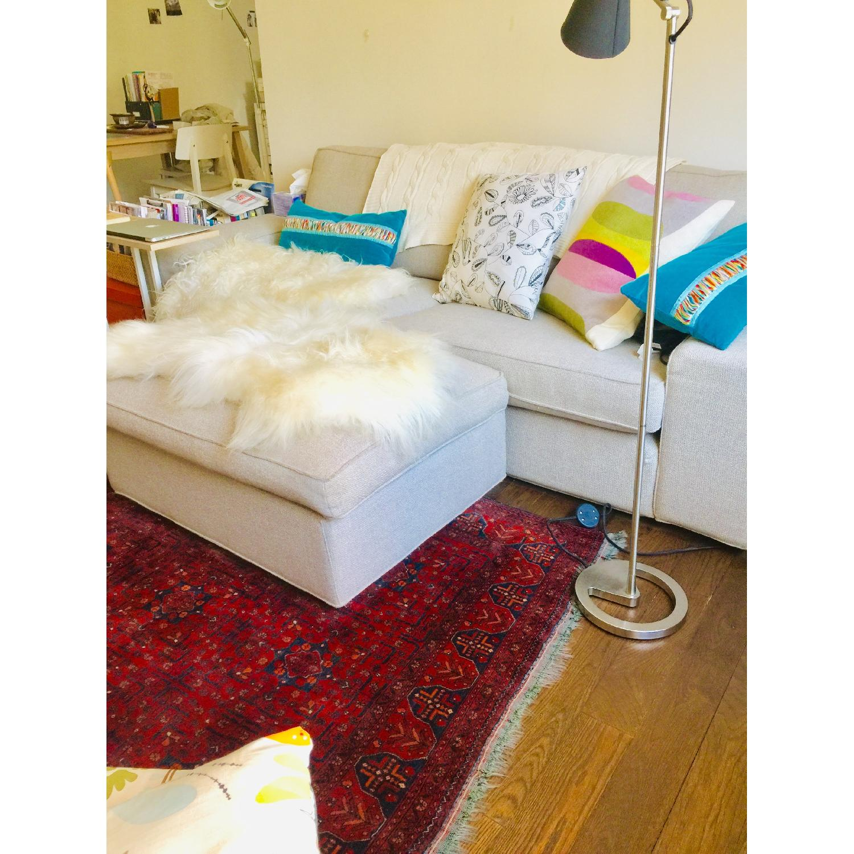 Terrific Ikea Kivik Sofa Ottoman Aptdeco Ocoug Best Dining Table And Chair Ideas Images Ocougorg