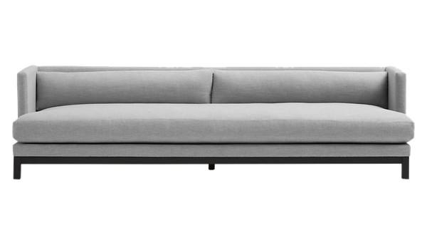 CB2 Brava Sofa Cashmere