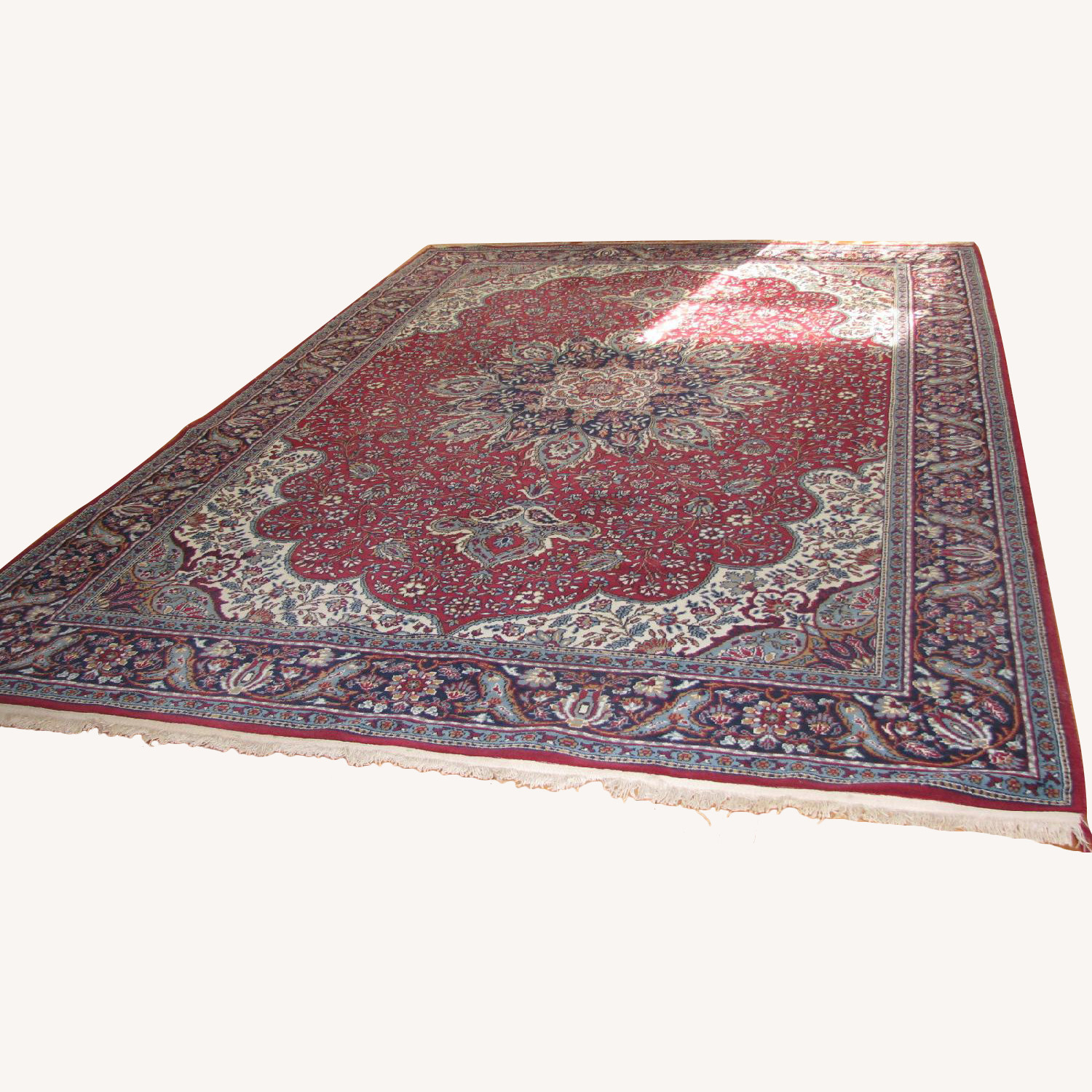Cayirli Turkish Wool Area Rug