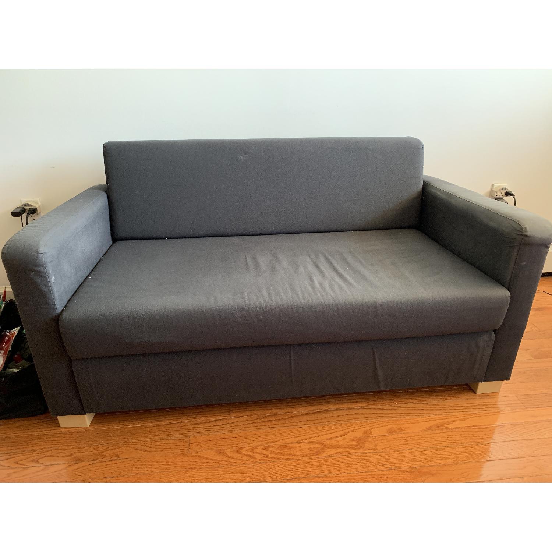 Astonishing Ikea Solsta Sleeper Sofa Aptdeco Caraccident5 Cool Chair Designs And Ideas Caraccident5Info