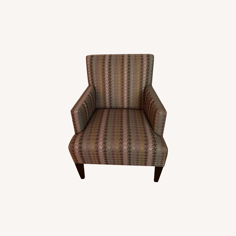 Sensational Crate Barrel Accent Chair Aptdeco Short Links Chair Design For Home Short Linksinfo
