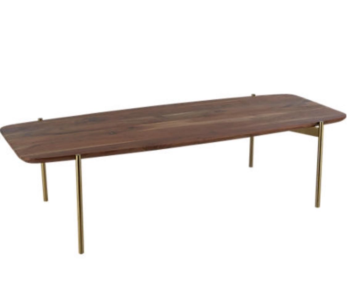 CB2 Mid Century Style Coffee Table