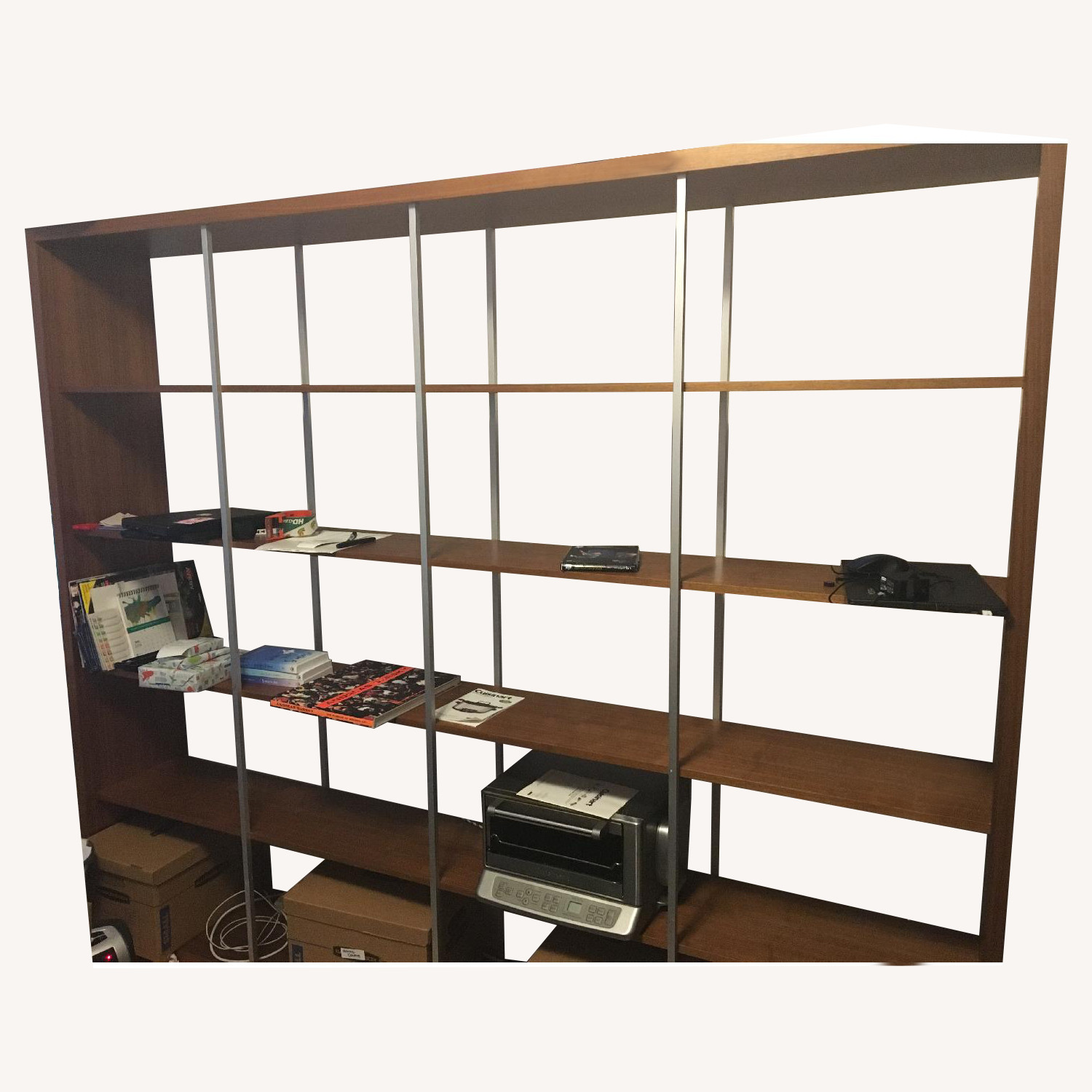 Design within Reach Wood Bookcase