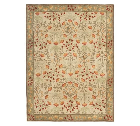 Pottery Barn Adeline Area Rug