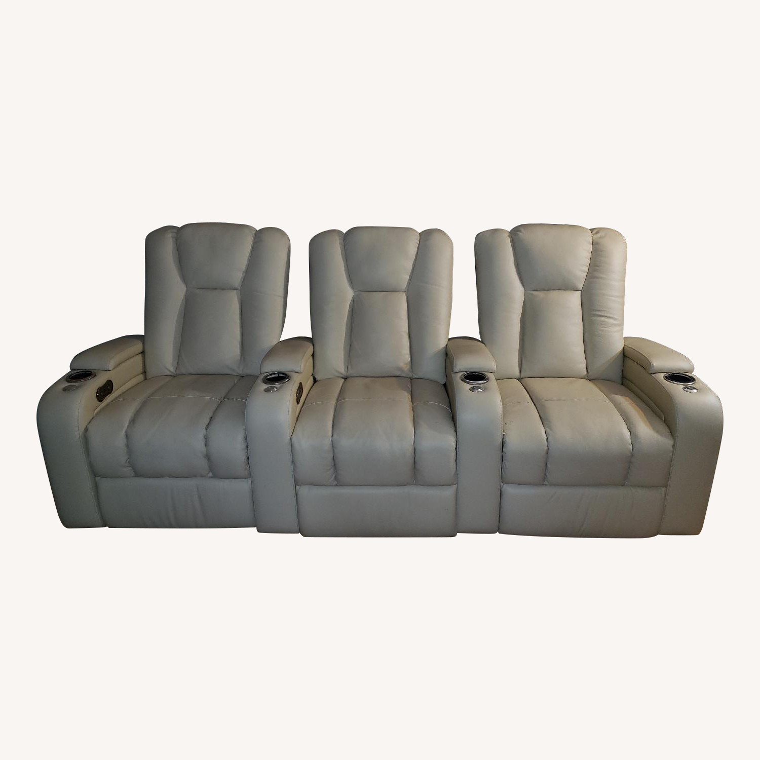 SeatCraft Signature Serenity Home Theater Chairs