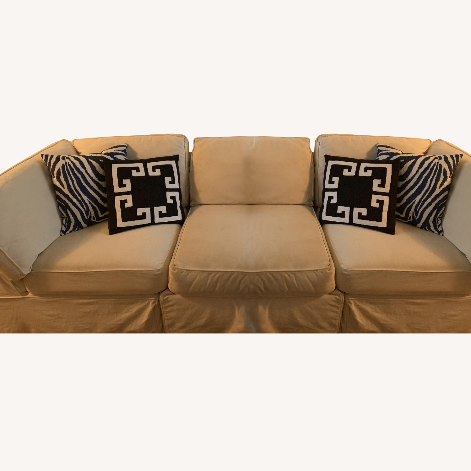 Pottery Barn PB Basic Sectional Sofa