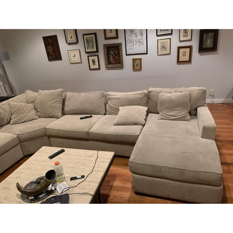Super Macys Radley 4 Piece Chaise Sectional Sofa Aptdeco Theyellowbook Wood Chair Design Ideas Theyellowbookinfo