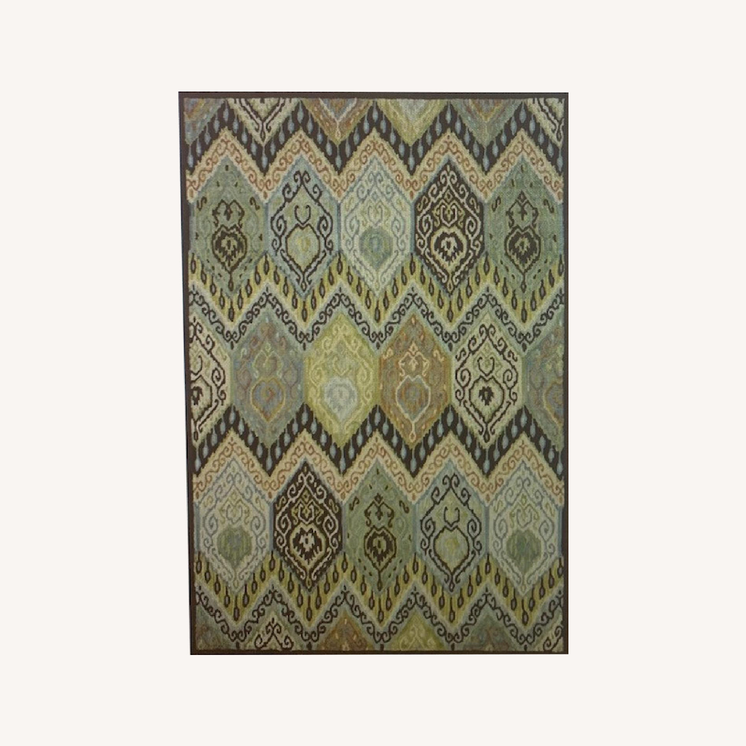 Loloi Mayfield Wool Multi Rug