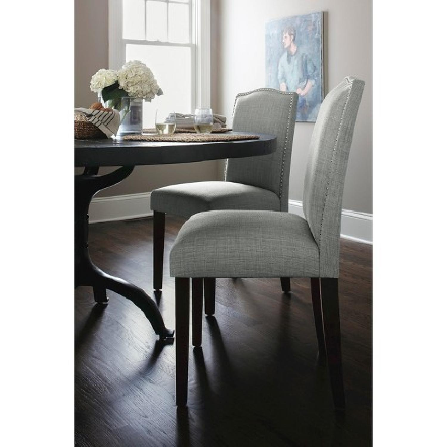 Target Threshold Camelot Nailhead Dining Chair