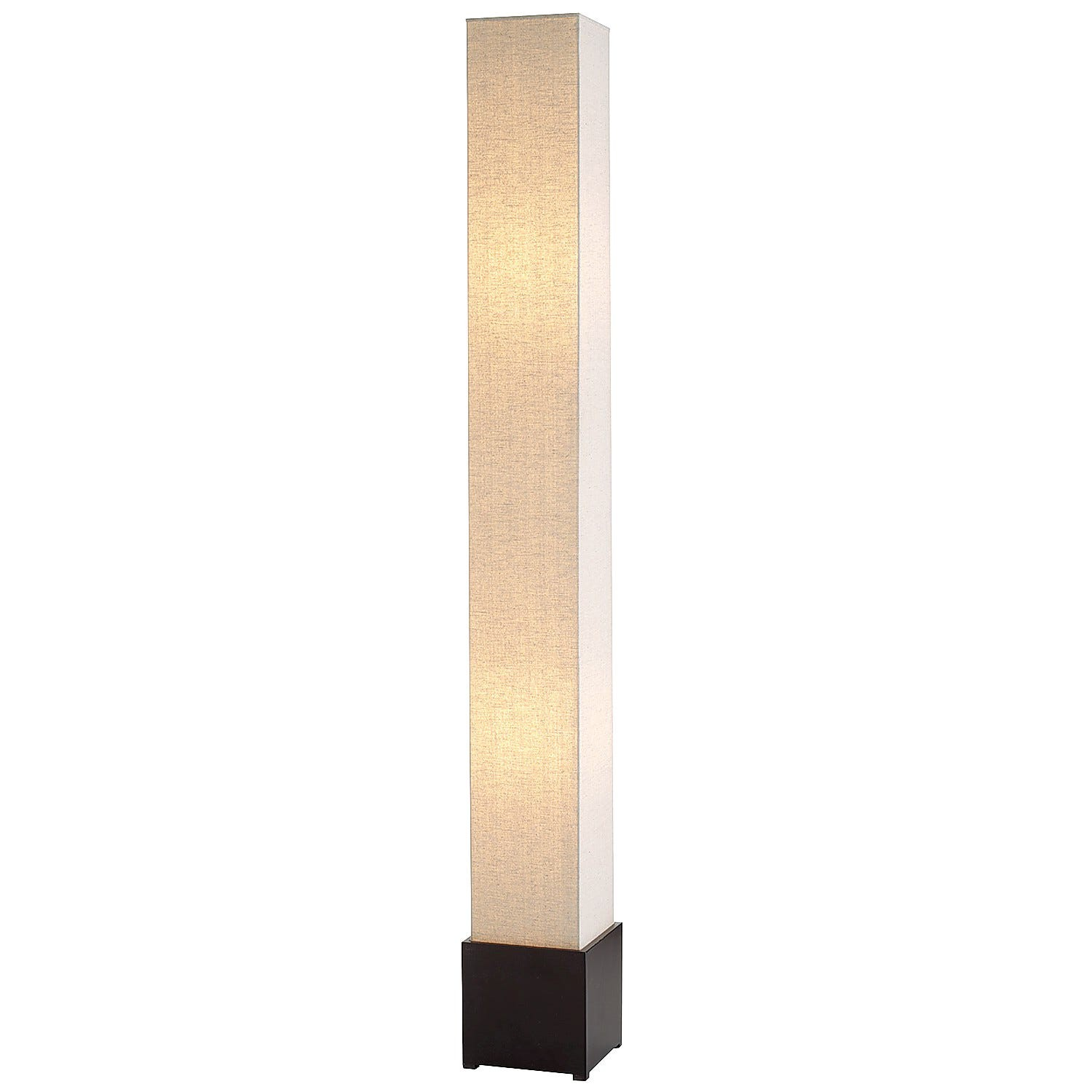 Pier 1 Square Floor Lamp