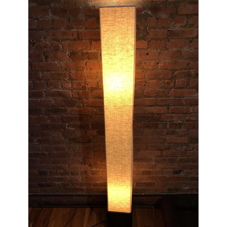 Pier 1 Square Floor Lamp