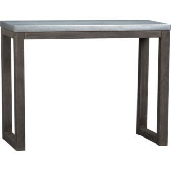 CB2 High Top Dining Table