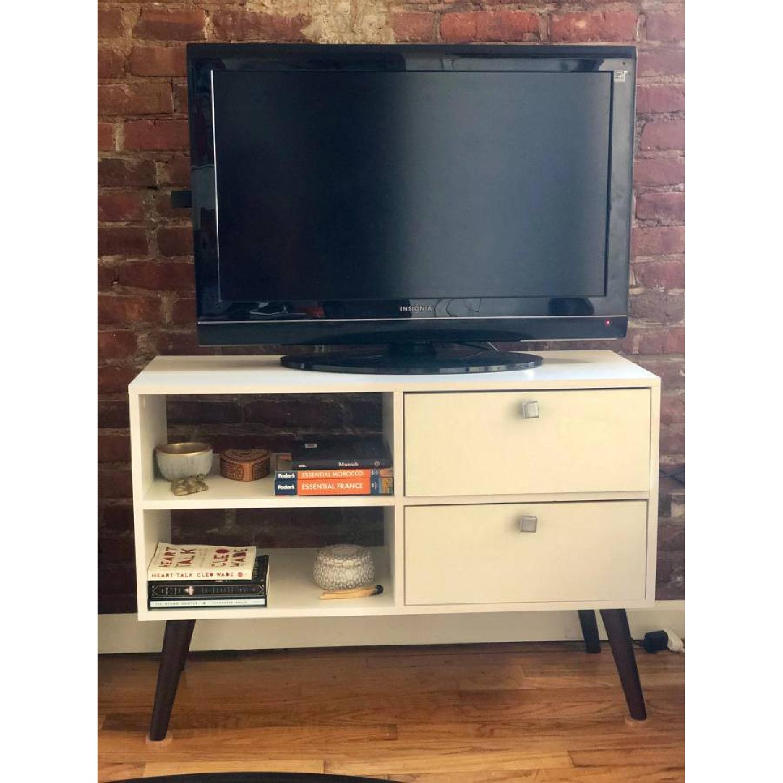 Modern TV Stand w/ Storage