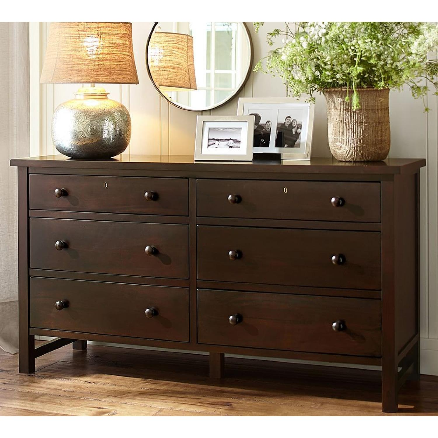 Pottery Barn Farmhouse Collection Extra Wide Dresser