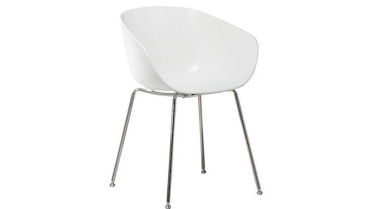CB2 Poppy Dining Chairs