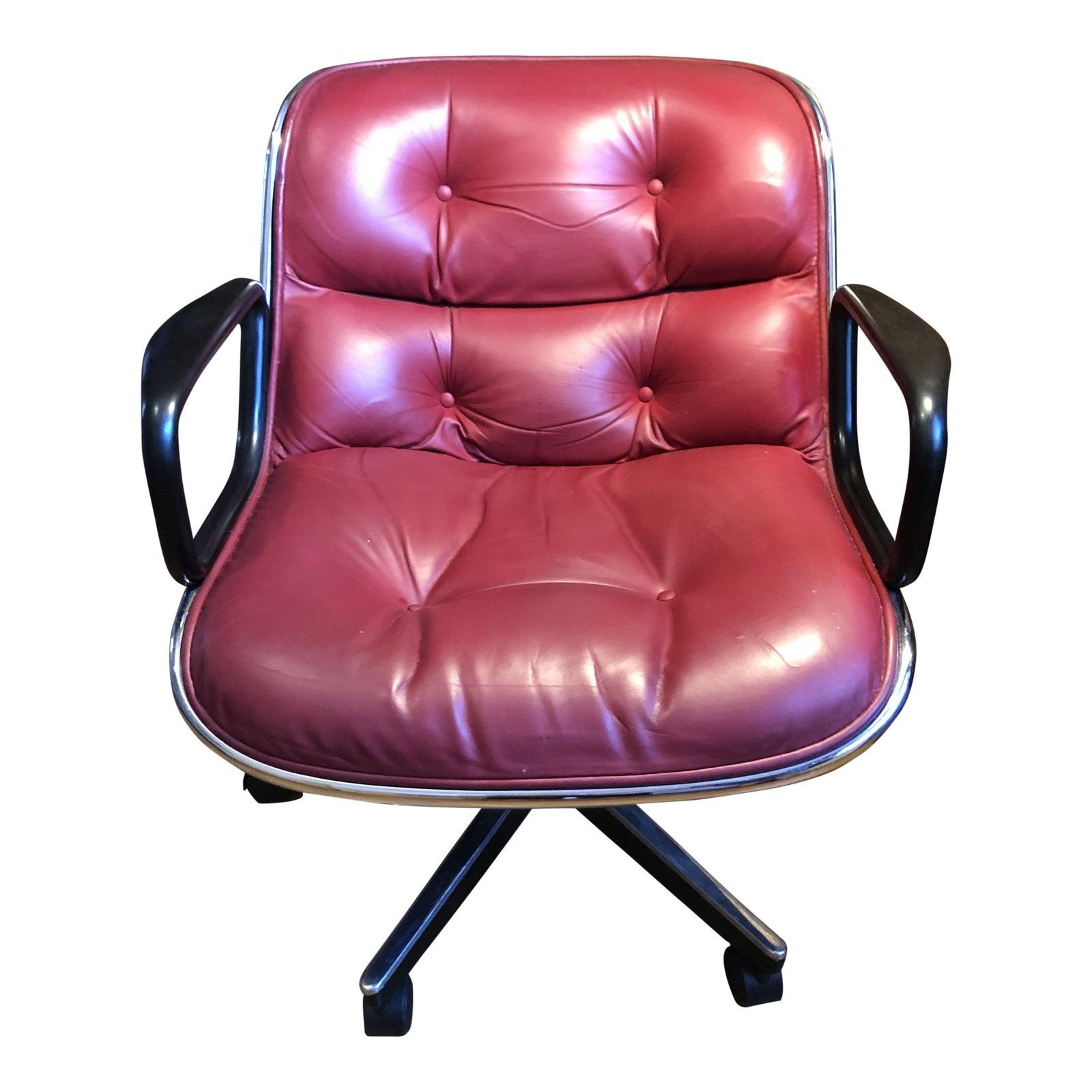 1960s Vintage Pollock Executive Chair