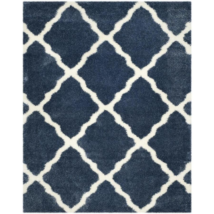 Safavieh Blue Shag Area rug