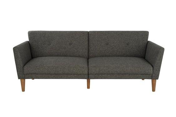 Novogratz Regal Modern Convertible Sofa - AptDeco