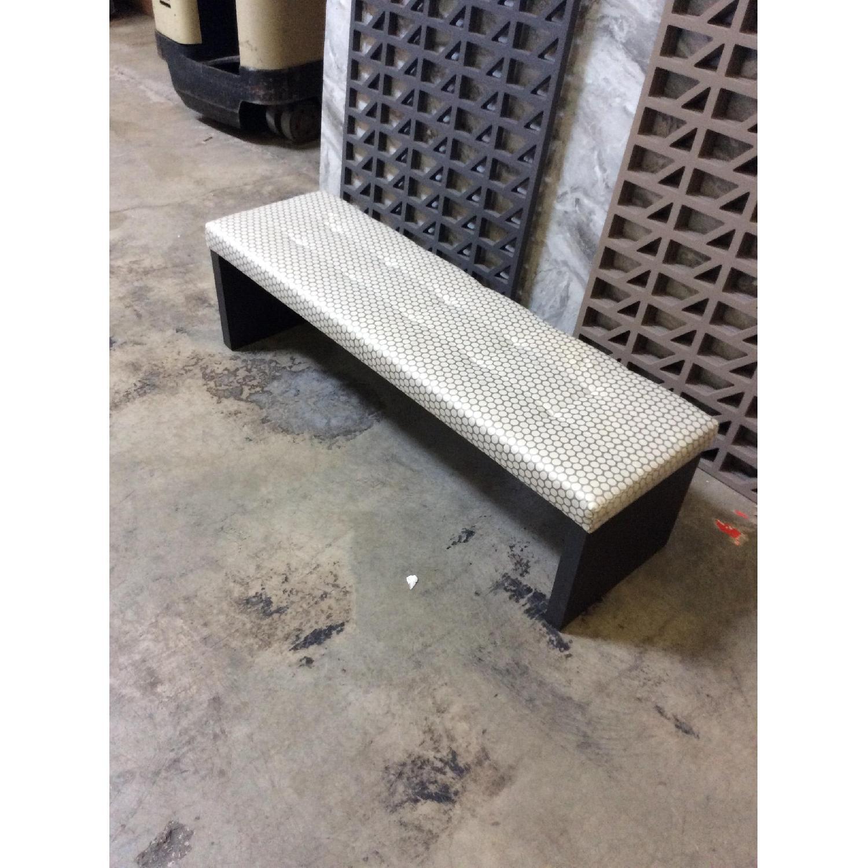 Lazzoni Furniture Upholstered Bench - image-4