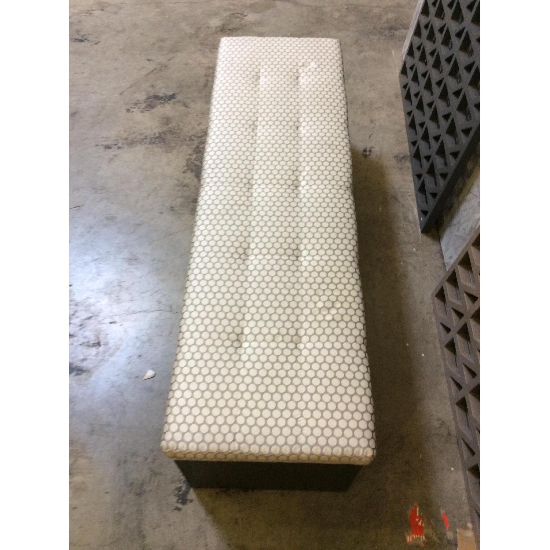 Lazzoni Furniture Upholstered Bench - image-6