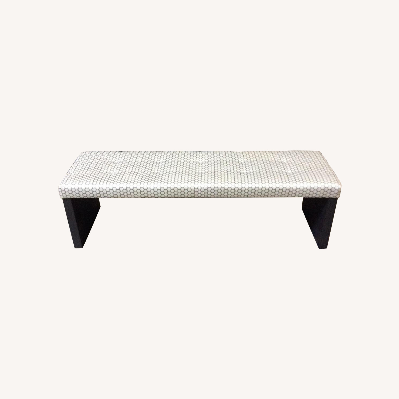 Lazzoni Furniture Upholstered Bench