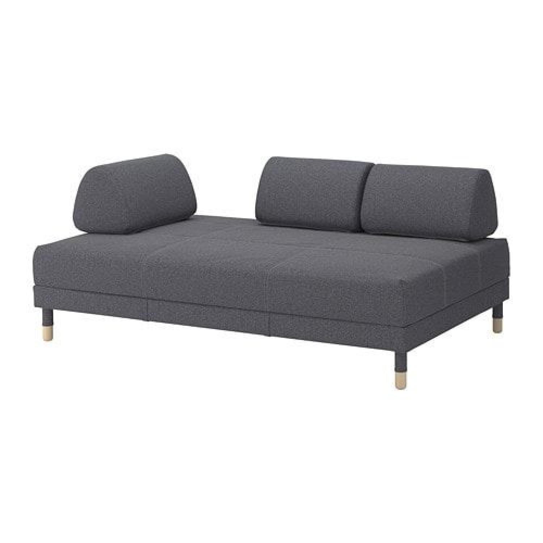 Astounding Ikea Flottebo Sofa Bed W Storage Aptdeco Onthecornerstone Fun Painted Chair Ideas Images Onthecornerstoneorg