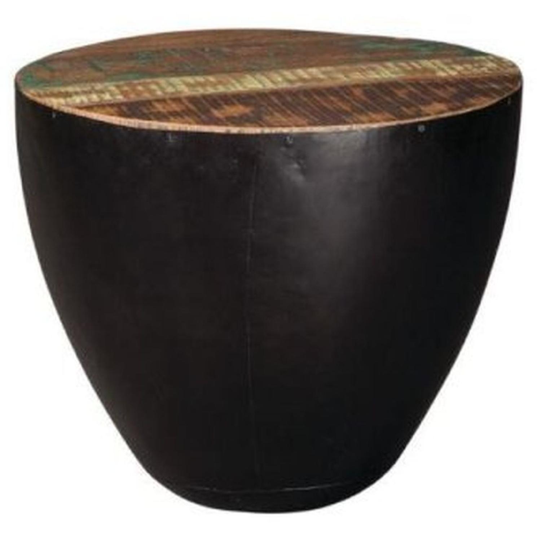 Modern Table Lamp w/ Minimalist Geometric Patterns - image-20