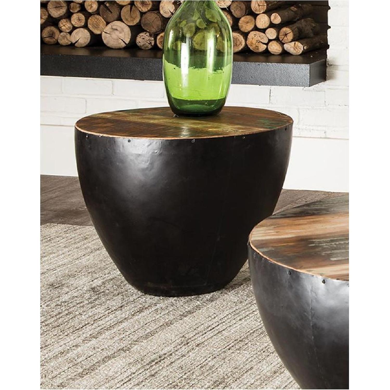 Modern Table Lamp w/ Minimalist Geometric Patterns - image-22