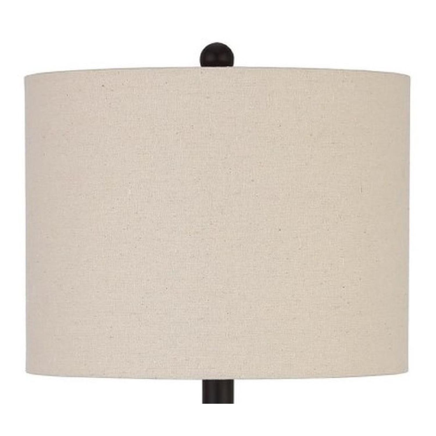 Table Lamp w/ Simple Open Base - image-1