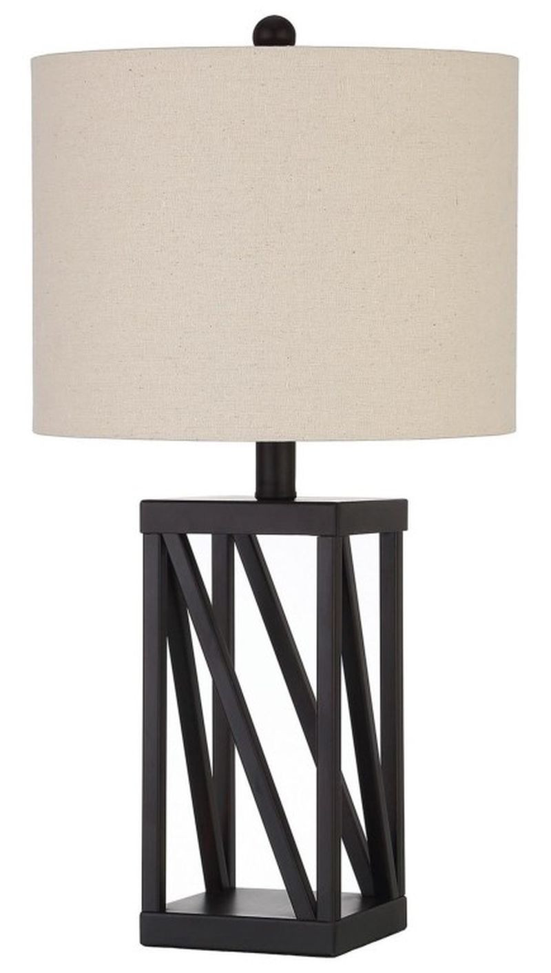 Table Lamp w/ Simple Open Base