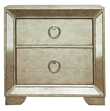 Macy's 2-Drawer Nightstand