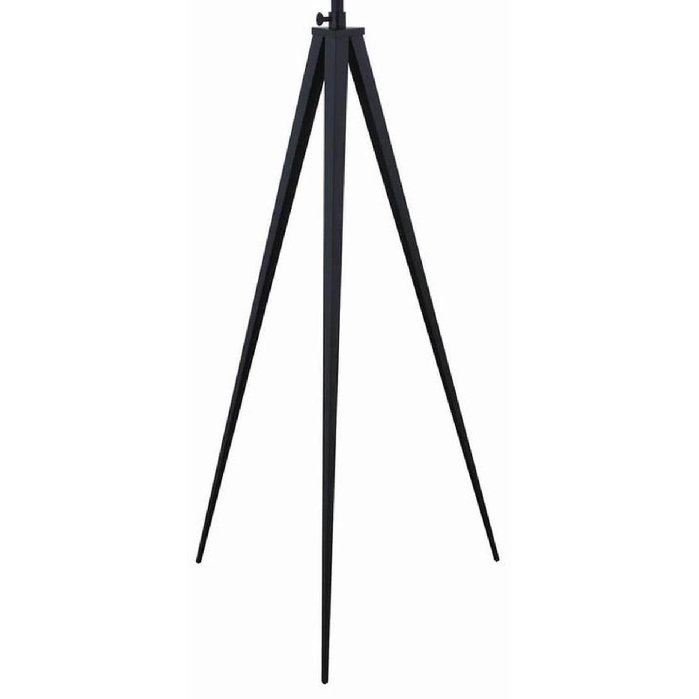 Modern Tripod Style Height Adjustable Floor Lamp - image-2