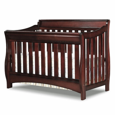 Delta Childrens Solid Wood Convertible Crib