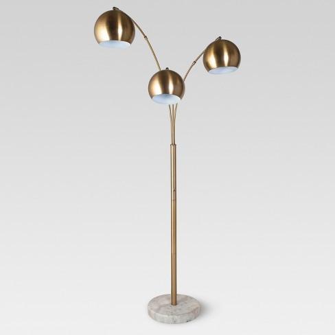 Target Span 3-Head Floor Lamp
