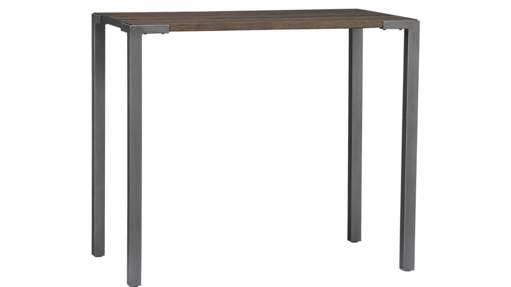CB2 Stilt High Dining Table