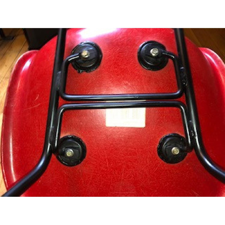 Eames HM Vintage Molded Fiberglass Side Shell Chair