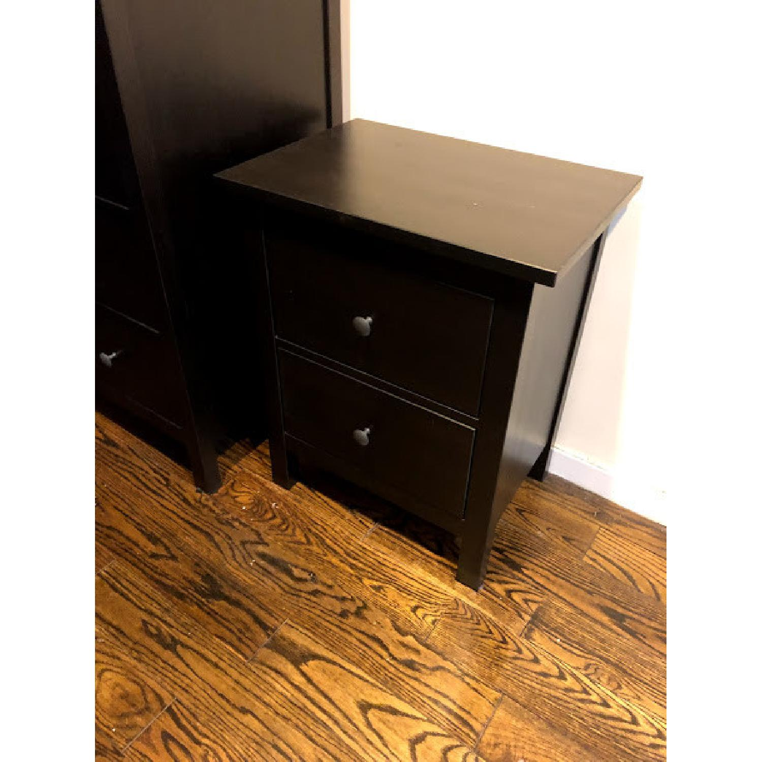 Ikea Hemnes 2 Drawer Nightstand