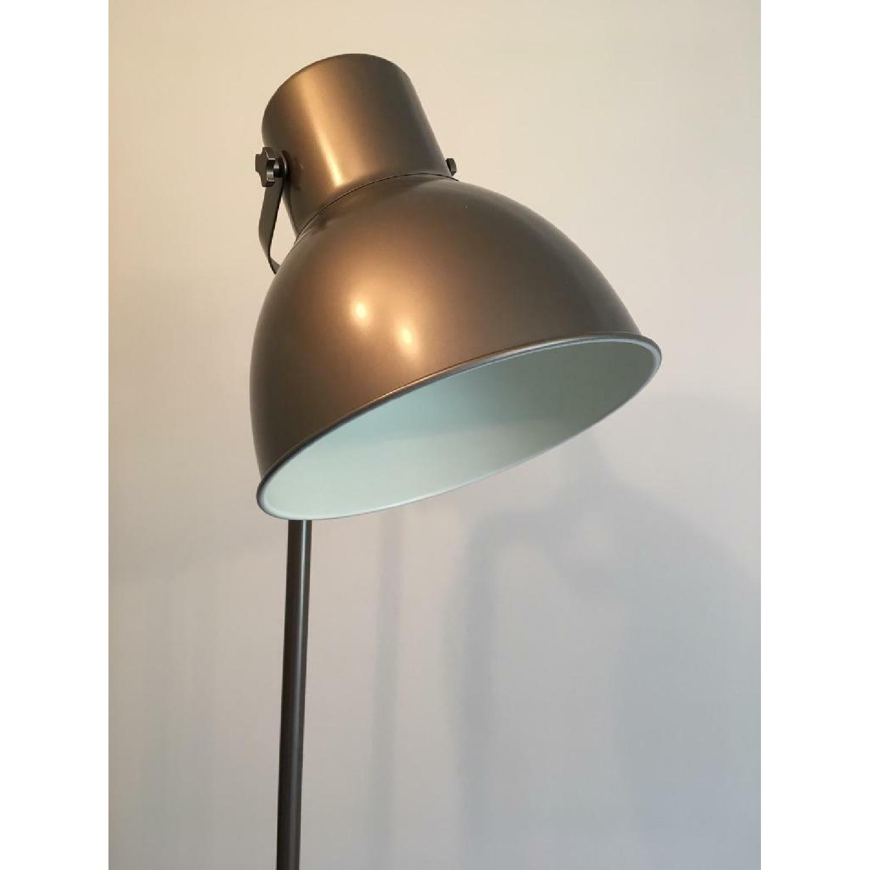 Ikea Hektar Bronze Floor Lamp