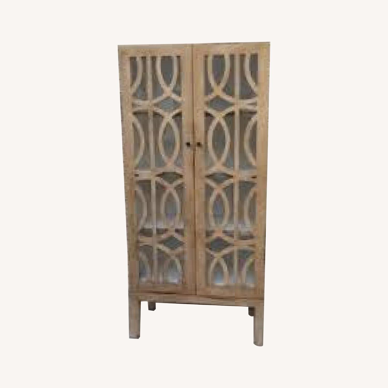 Nadeau Furniture China Cabinet Aptdeco