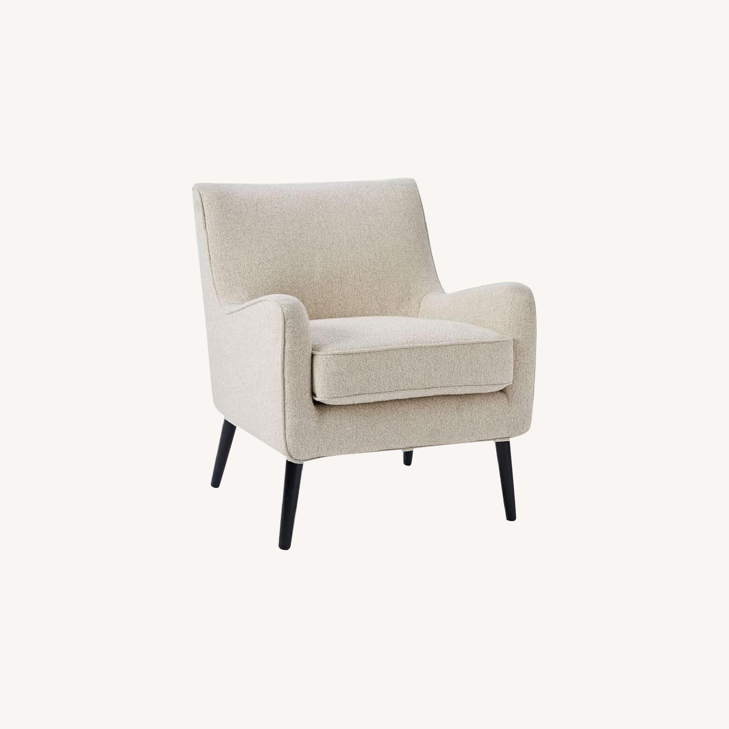 West Elm Book Nook Arm Chair