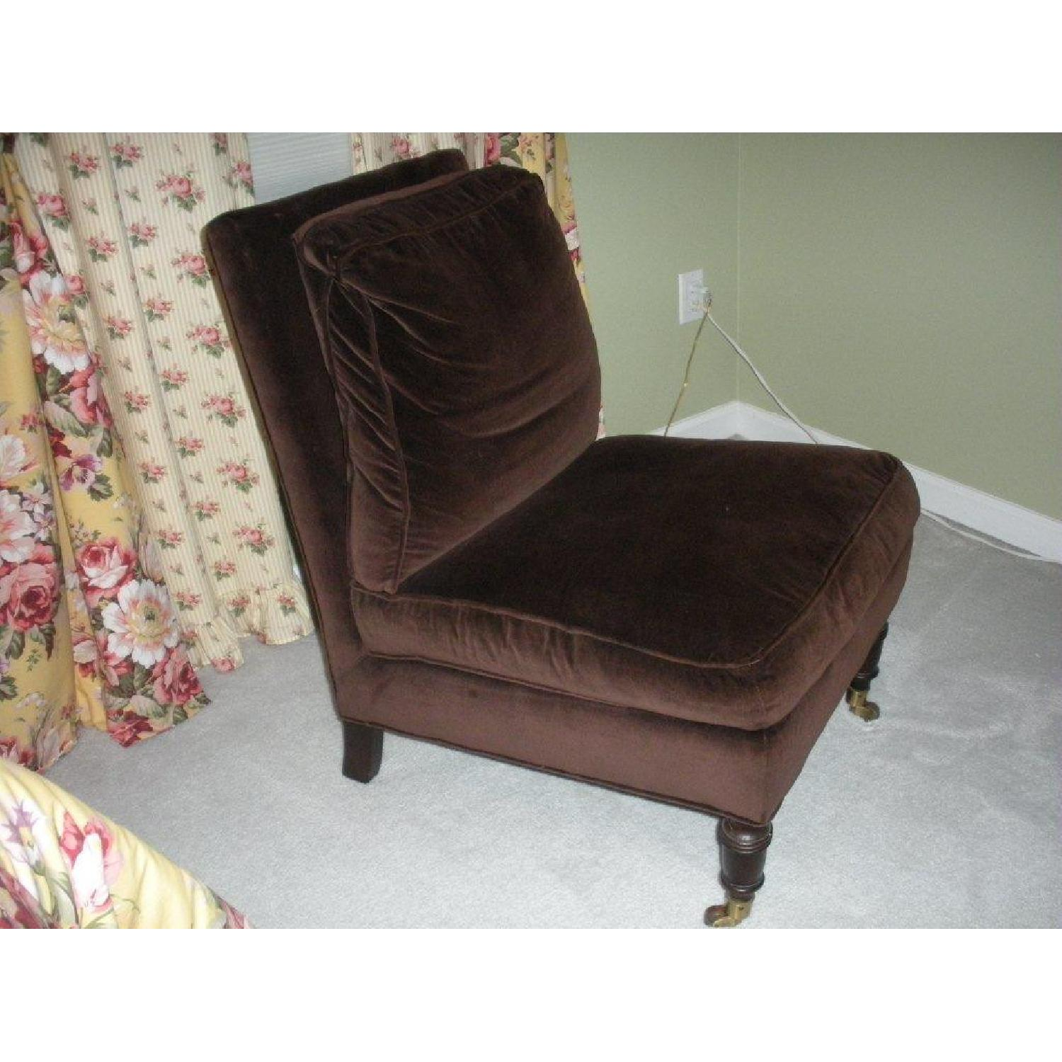 Lillian August Lewiston Armless Chair