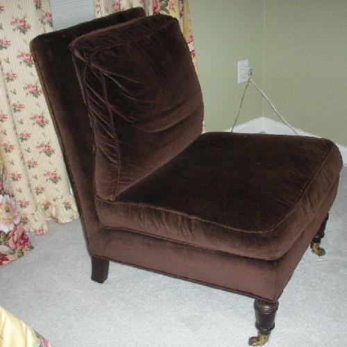 Lillian August Lewiston Armless Chair