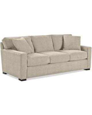 Macy's Radley Fabric Sofa