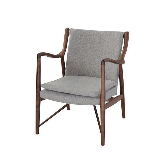 Organic Modernism Fargo Lounge Chair