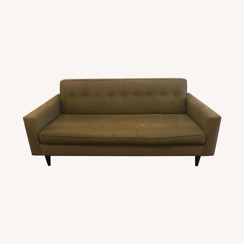 Design Within Reach Bantam Sofa in Khaki