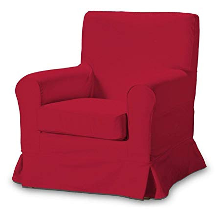 Ikea Jenny Lund Armchair w/ Extra Red Slipcover
