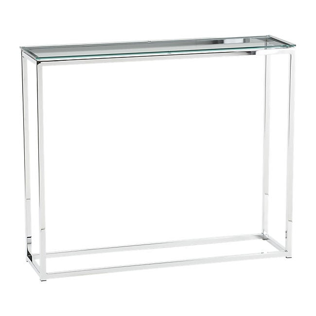 CB2 Smart Console Table
