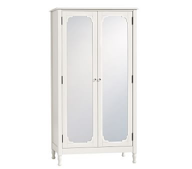 Pottery Barn Kids Juliette Armoire