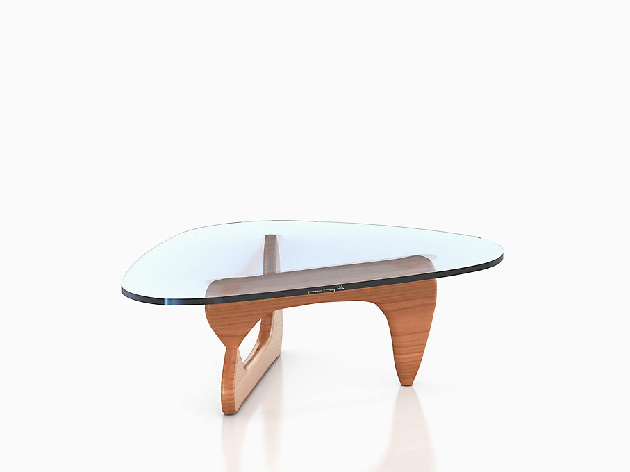 Noguchi Coffee Table in Natural Cherry