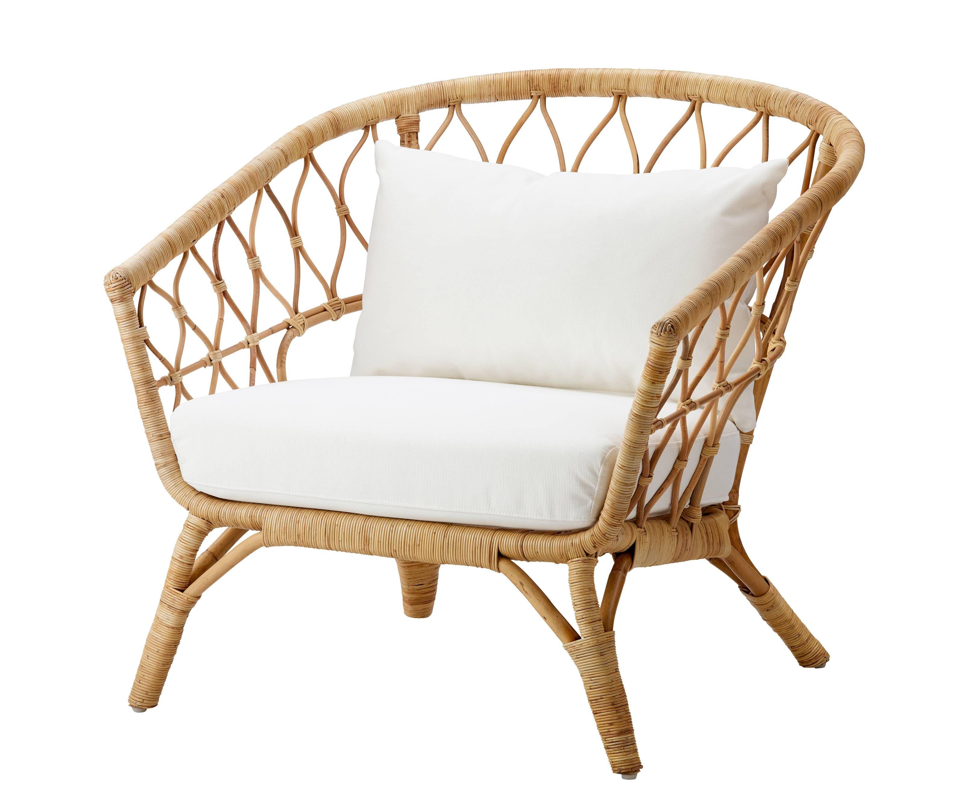 Ikea Rattan Chair